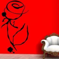Rosa em Aquarela