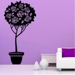 Pequeno Árvore de Rosa