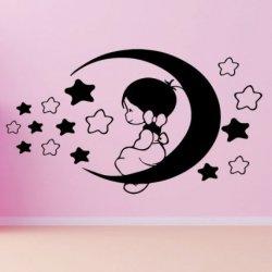 A Princesinha Sentada na Lua