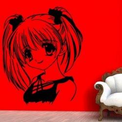 Rapariga Manga
