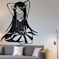 Menina Anime Japonês