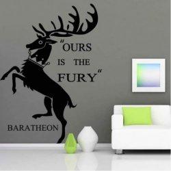 A Fúria Baratheon