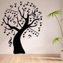 Árvore de Notas Musicais