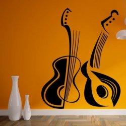 Guitarras Clássicas Abstractas