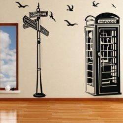 Cabine de Telefones