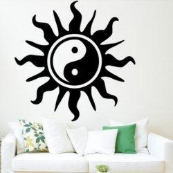 O Sol do Yin e Yang