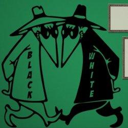 Detectives Branco e Petro