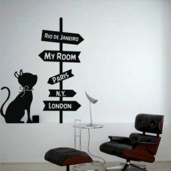 O Gato e as Sinais de Guia
