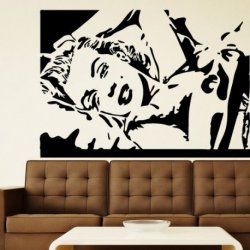Marilyn Monroe Posando