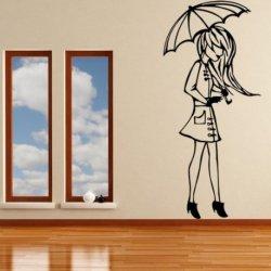 A Menina do Guarda-Chuva