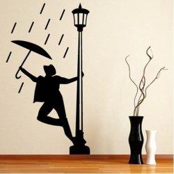 Dançando Baixo a Chuva