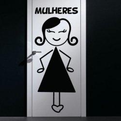Casa de Banho para Mulheres