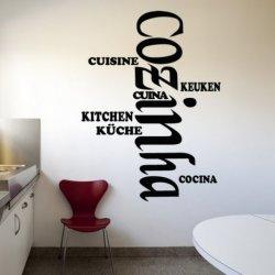 As línguas da Cozinha