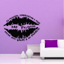 Os Lábios do Silencio