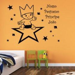 O Príncipinho sobre Estrela