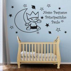 O Bebê Príncipe na Lua