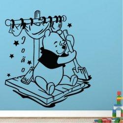 Winnie de Pooh Navegando