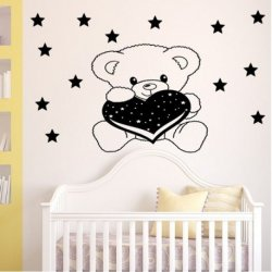 Ursinho de Mimosin entre Estrelas