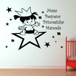A Princesinha sobre Estrela