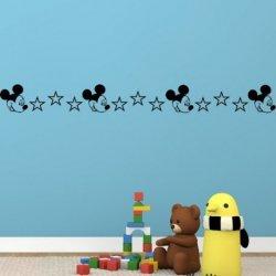 Rato Mickey e Estrelas