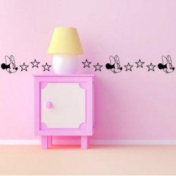 Minnie Mouse e Estrelas