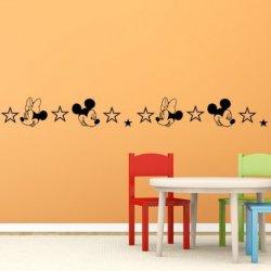 Mickey e Minie Mouse