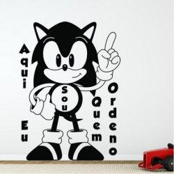 Sonic em Casa