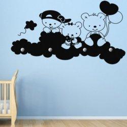 Ursinhos Rappers nas Nuvens