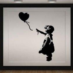 Banksy e a Menina do Balão