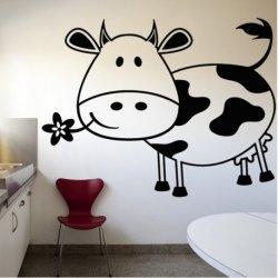 A Vaca e a Flor