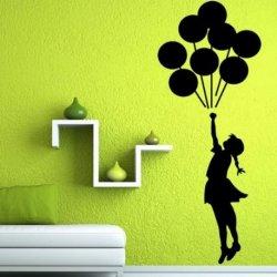 Banksy e a Menina da Trança