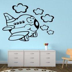 Avião Animado