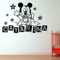 O Rato Mickey em Fraldas