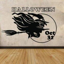 A Bruxa de Halloween