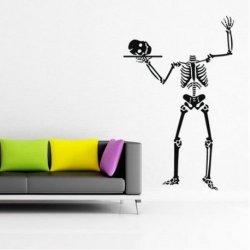 O Esqueleto de Halloween
