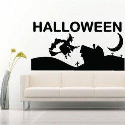 O Cemitério no Halloween
