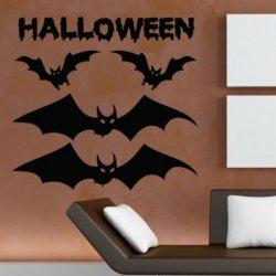 Os Morcegos do Halloween