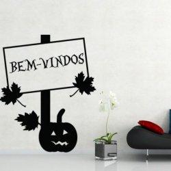 Bem-vindos ao Halloween