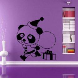 O Urso Panda Natalício