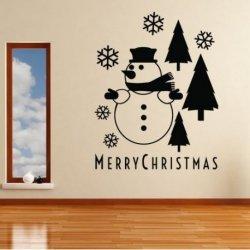 Boneco de Neve Merry Christmas