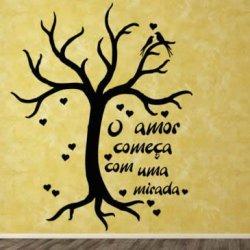 A Árvore do Amor no Dia dos Namorados