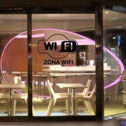 Zona WiFi para Lojas