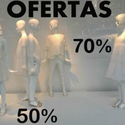 Percentagens de Descontos e Ofertas