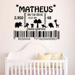 Código Genético do meu Bebê