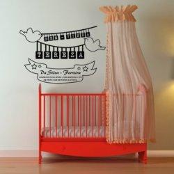 Presente de Bem-vinda Bebê