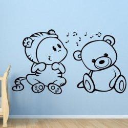 Bebê e o Ursinho Musical