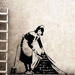 Donzela Banksy