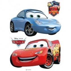 Carros Relâmpago McQueen e Sally