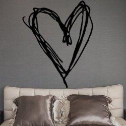 Rabisco em Forma de Coração