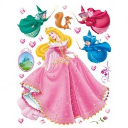 Princesa Aurora A Bela Adormecida